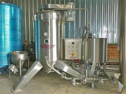 Overhauled kieselguhr wine filter for sale