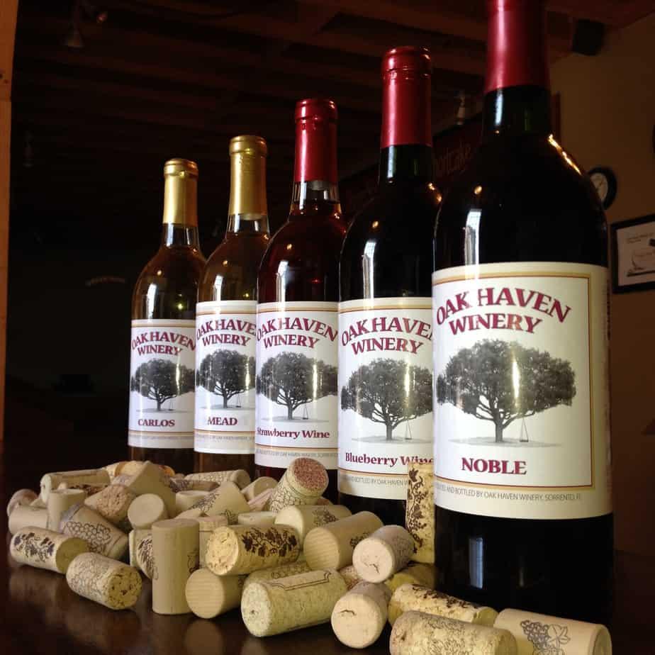 Oak Haven Winery